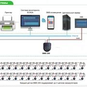 BMS 200 - Система мониторинга аккумуляторов фото