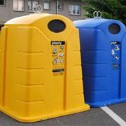 Пластмассовый контейнер KTS 2,5 фото