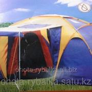Палатка трёхкомнатная 4003 фото