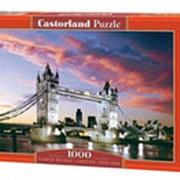 Пазл Castorland Пейзаж 1500 деталей, Тауэрский мост 68*47 см фото