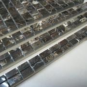 Нарезка погонажных элементов (порожков, плинтусов, мозаики) фото