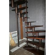 Модульная лестница, 10 ступеней фото