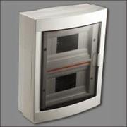 Шкаф монтажный Viko 16 автоматический открытый фото