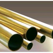 Труба бронзовая 118мм ГОСТ 1208-90, DIN 1755 фото