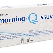 Контактные линзы Morning Q55 UV фото