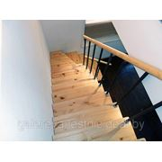Продажа модульных лестниц серии Авангард фото