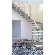 Модульные лестницы брест фото