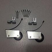 Комплект роликов УСИЛЕННЫХ асимметричных J01 (СН-01) фото
