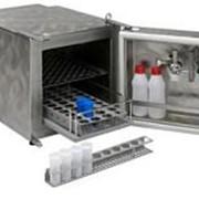 Холодильники для хранения образцов молока, Холодильник из нержавеющей стали для хранения образцов молока фото