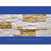 Декоративный камень - Доломит (Цветной) фото