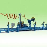 Линия оптимизации оцилиндровочного комплекса Стрела 300М фото