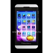 Смартфон BlackBerry Z10, Белый (White) BBZ10-WT ● фото