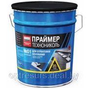 Праймер битумный ТЕХНОНИКОЛЬ №01, ведро 10 л - 8 кг фото
