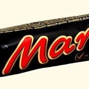 Шоколадный батончик Марс (Mars) 50г фото