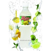 "Газированный напиток ""Дея- Лимон-Лайм-Мята"" 0,45 л. фото"