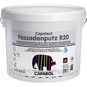 Caparol Capatect Fassdenputz R 20, 25 кг. фото