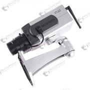 Муляж поворотной камеры с сенсорным датчиком на движение и световым индикатором фото