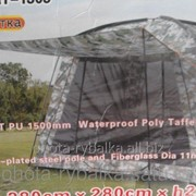 Палатка шатёр 280х280 см фото