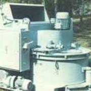 Бетоно-растворо смеситель СБ-186 для приготовления бетонных и растворных смесей, объем готового замеса бетона 250л, раствора 330л фото