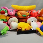 Мягкие игрушки для кран машин в ассортименте фото