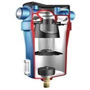 Циклонный сепаратор; сепаратор; циклонный сепаратор конденсата Циклонный сепаратор конденсата Power System. Предназначены для отделения крупноразмерных частиц компрессорного конденсата фото