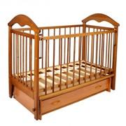 Деревянные кроватки. фото