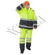 Спецодежда утепленная, Сигнальная одежда фото