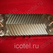 Теплообменник Viessmann Vitopend 100 WH1D, Vitodens 100 WB1B 14 пластин 7928746 фото