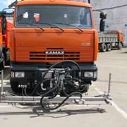 Высоконапорная рейка поливомоечного оборудования фото