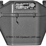 Счетчик газа двухкамерный СГМН-1-G6 (правый) (200 мм) фото