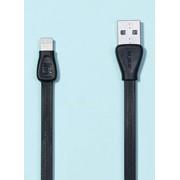 Кабель Remax Martin RC-28m Micro USB Black фото