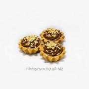Пирожное Новинка с арахисом , коррекс фото