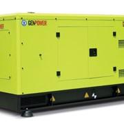 Дизельные электростанции GENPOWER 100 кВт фото