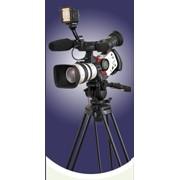 Услуги видео-, фотосъемки фото