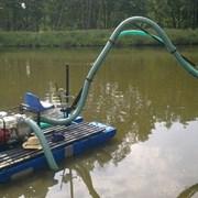 Очистка водоемов, прудов, озер, рек фото