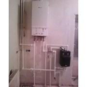 Монтаж систем отопления,водоснабжения,канализации фото
