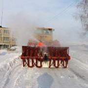 Снегоочистители для тракторов К-700, МТЗ-82 фото