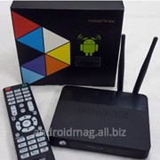 Smart TV box CSA91 Rock Chip RK3368 8 ядер 2Гб/8Гб Android 5.1 фото