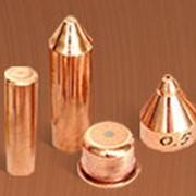 Токопроводящие наконечники для полуавтоматов (М6, М8, М10), проволока любого диаметра фото