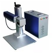 Волоконно - оптический лазерный маркировщик PF 50 фото
