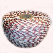 Веревка высокопрочная страховочная статическая 12 мм фото