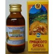 Масло грецкого ореха 100мл фото