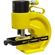 Шинный перфоратор с автоматическим прижимом шины и параллельным упором ШП-110АП+ фото