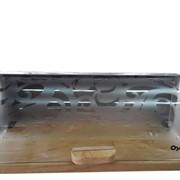 Хлебница 38x28.5x15см Maxmark MK-OV08K фото