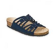 Grubin Ортопедическая обувь Grubin Derby (35355), Цвет Синий, Размер 38 фото