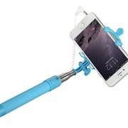 Палка монопод для селфи Baseus 3.5 mm, Blue (SUGENT-QP03) фото