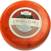 "Сыр ""Vilvi"" Томатор 45%, 1 кг фото"