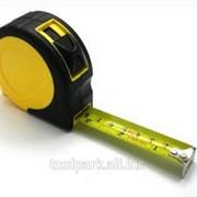 Рулетка 5 м*19мм магнитный зацеп М31011 фото