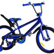 Детский велосипед Nameless Sport 20 синий фото
