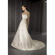 Платье свадебное 4208 фото